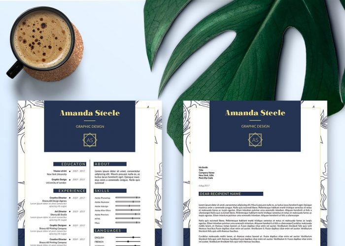 Marketing Resume Set
