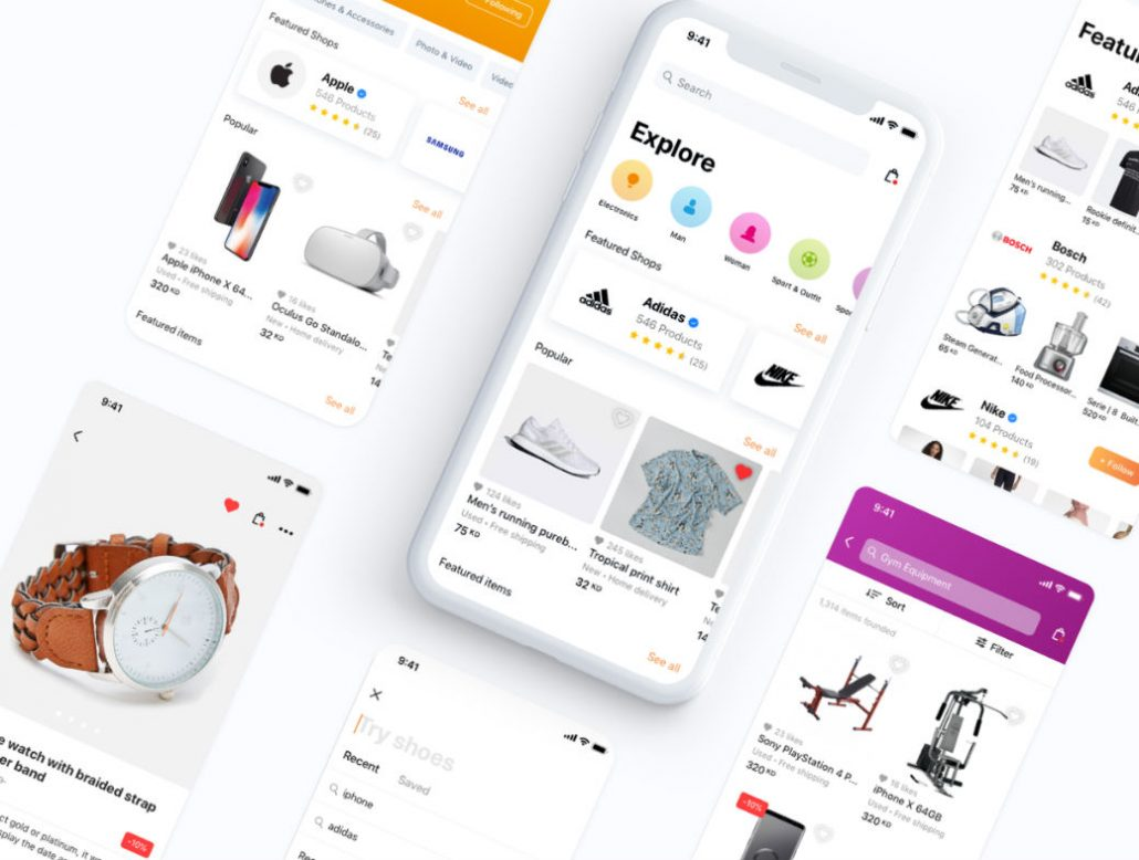 UX Design for E-Commerce: Principles and Strategies