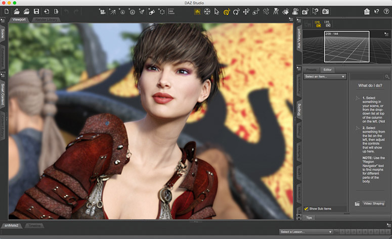 Free 3D Graphic Designing Software