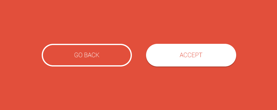 Basic Types of Buttons in User Interfaces
